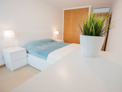 Photo for Luxurious beach apartment with sea view, 2 bedrooms, in Praia da Rocha
