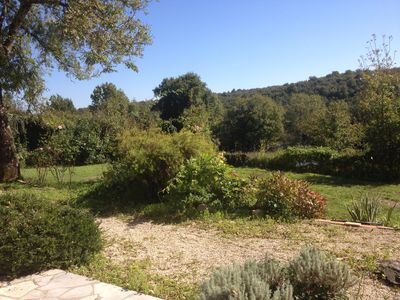 Photo for Semi detached farmhouse in Idilic Tranquil Forest location with Panoramic Views