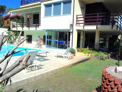 Photo for Villa private pool; 30 min. from Naples;12 beds; garden sq.m 2000 Parking 4 cars