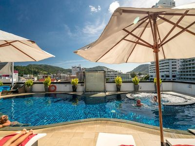 Photo for Absolute Bangla Suites, awesome location, rooftop pool  L-06