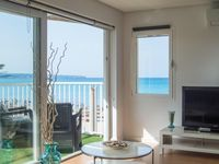 Excellent apartment with a great sea view