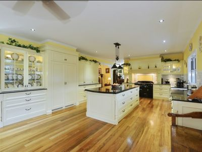 Photo for Two stunning Classic styled Queenslanders set in 14 acres  of landscaped gardens