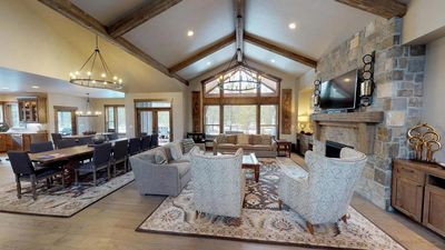 Photo for 56592 Sunstone Loop: 7 BR / 7.5 BA home in Bend, Sleeps 16