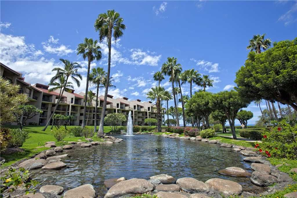 Two Bdrm Ground Floor Condo In Building 1 At Kamaole Sands