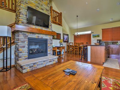 Photo for Updated Granby House w/ Loft, Pool Access & More!