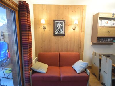 Photo for 5Apartment 4* - Pool - Sauna - Wifi - Fully equipped - At the ski slopes
