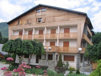 Photo for Apartment Morzine 3 comfortable quiet and sunny rooms