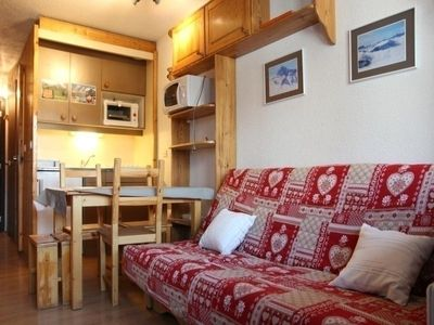 Photo for Apartment Val Thorens, 1 bedroom, 3 persons