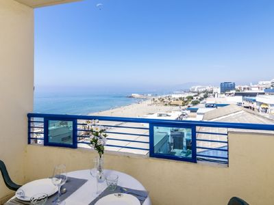 Photo for Marbella apartment for rent, sea view