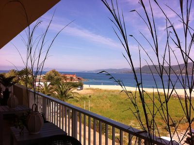 Photo for Seaside apartment in Propriano