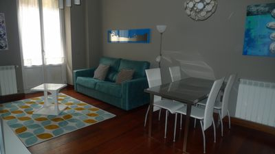 Photo for Bahia C apartment in Centro with WiFi, air conditioning, balcony & lift.