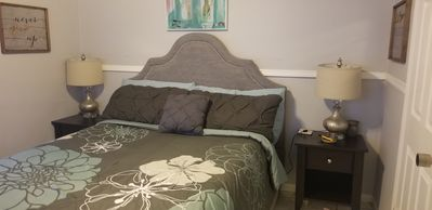 Photo for 3/2  Townhouse, in crossing area . Queen bedroom with a bath