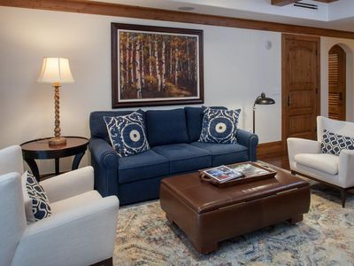 Photo for Willows 102:  luxury two bedroom – premier location Vail Village