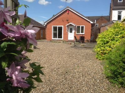 Photo for Detached Bungalow central Beverley great location for Hull City of Culture 2017