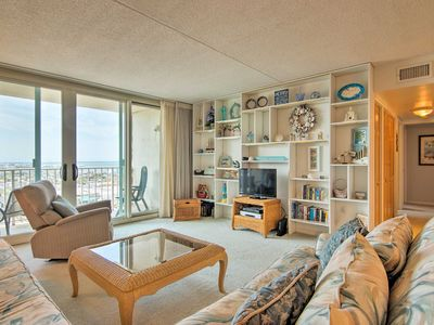 Photo for NEW!Ocean City Condo w/Waterfront View & Amenities