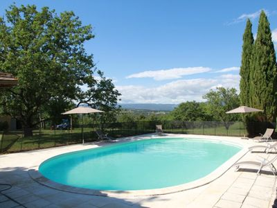 Photo for Vacation home Les Meuniers in Bonnieux - 8 persons, 4 bedrooms