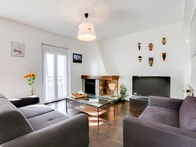 Photo for Cosy apartment for 6 people with WIFI and TV