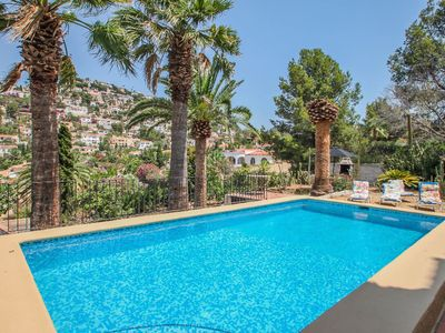 Photo for Monica - holiday home with private swimming pool in Benissa