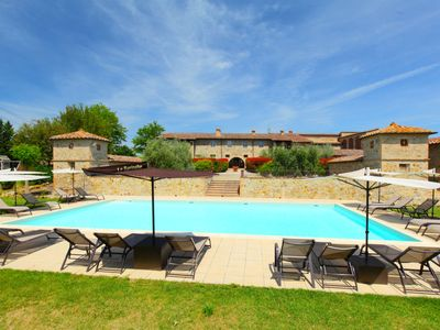 Photo for Apartment Limonaia in Colle Val d'Elsa - 5 persons, 2 bedrooms