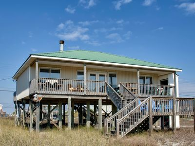 Photo for Dog-friendly seaside home w/deck, amazing views, moments from beach