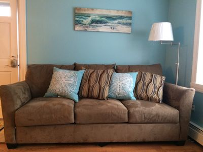 Remodeled Cape May condo with private backyard - close to mall & beach!