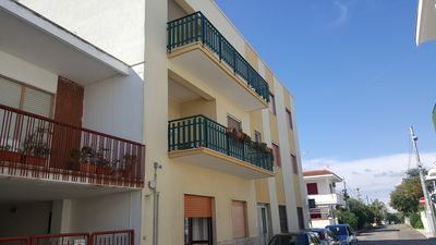 Photo for Central and renewed apartment in Torre Dell'Orso