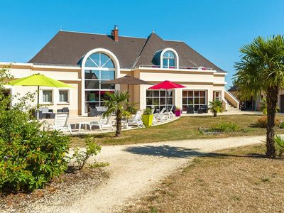 Photo for Residence Les Jardins Renaissance, Azay-le-Rideau  in Französisches Binnenland - 6 persons, 2 bedrooms