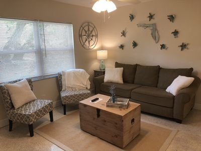 Photo for Cozy Retreat near Clearwater and Indian Rocks Beaches