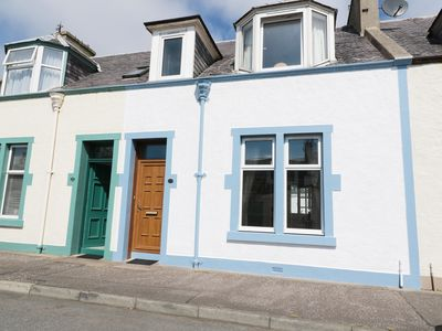 Photo for THE BEACON, pet friendly, with a garden in St Monans, Ref 969092