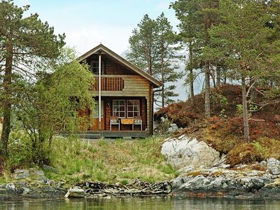 Photo for 2BR House Vacation Rental in VÅGLAND
