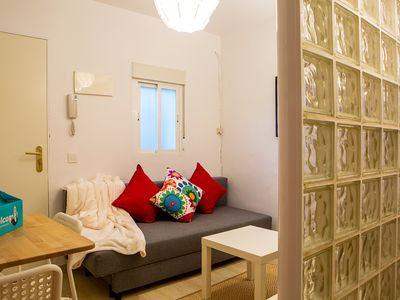 Photo for Lovely 1Bed Apt in Madrid