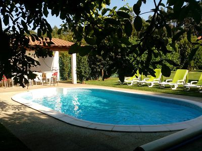 Photo for Blomma Villa, Wifi, Garden, Pool