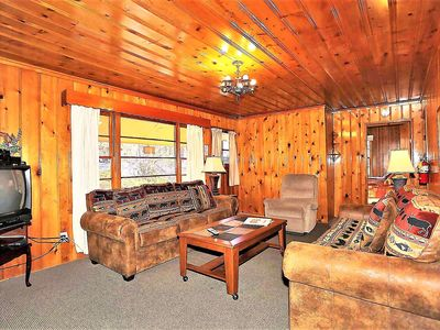 Photo for House 439 m from the center of Big Bear Lake with Parking, Washing machine (983479)