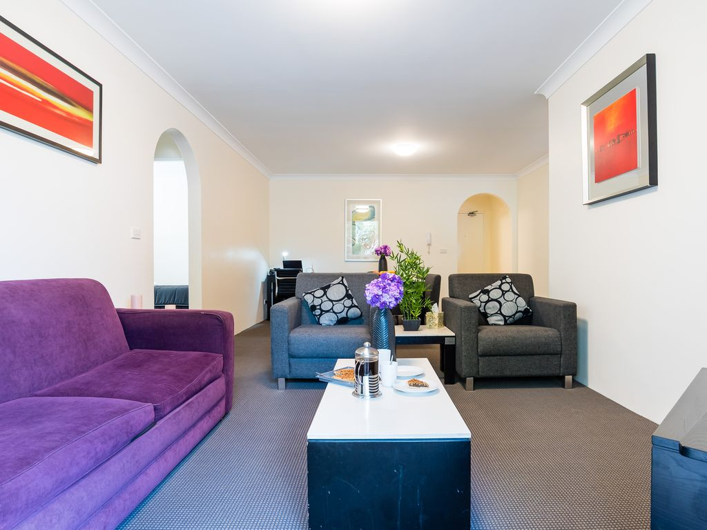 2 Bedroom Furnished Self Contained Apartment Accmmodation Eastwood New South Wales