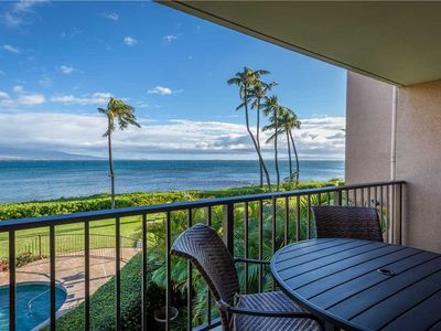 Photo for $145 Spring Special! 05/15-05/22! Maalaea Banyans #209 Oceanfront!