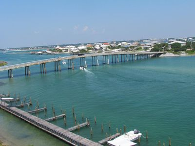 Photo for WindDrift 513N - Boaters & Beach goers Delight & Amazing Views