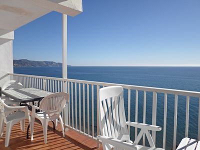 Photo for Nice apartment in the center of Nerja, 3 bedrooms