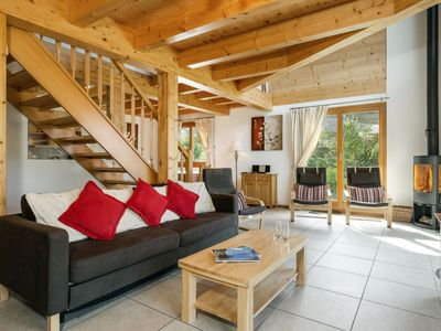 Photo for Vacation home Chalet Orchidée in La Tzoumaz - 8 persons, 4 bedrooms