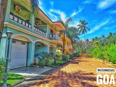 Photo for Classy 4 BHK Villa in Majorda Goa