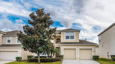 Photo for Windsor Hills pool home, 5 minutes from Disney