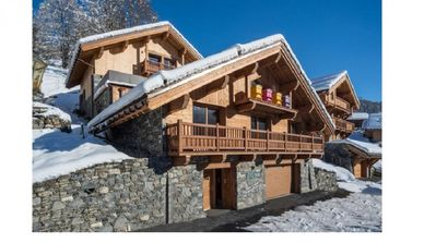 Photo for CHALET MERIBEL HIGH OF RANGE