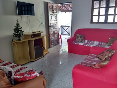 Photo for House with 3 bedrooms, 2 bathrooms, furnished, next to Martim de Sá