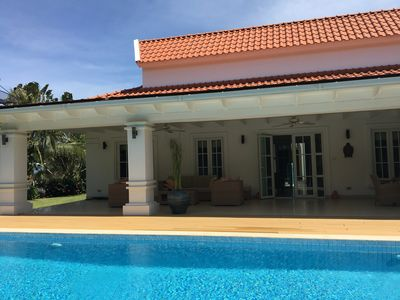 Photo for Balinese Villa with private pool