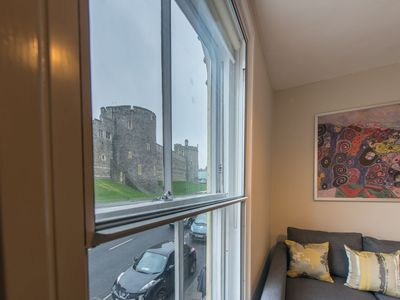 Photo for Central Windsor Apartment Facing The Castle