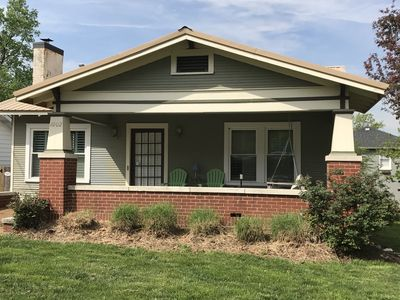 Photo for North Chattanooga Bungalow - Close to all Chatt has to offer