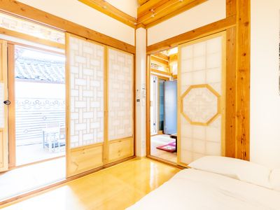 Photo for NEW Beautiful Korean HANOK by the Palace 5BR+4BTH