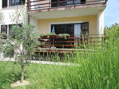 Photo for Apartment in the center of Umag with Air conditioning, Parking, Garden (576367)