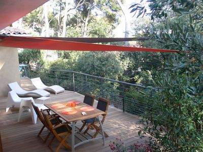 Photo for Brand new house in Cassis presqu'île with direct access to the sea