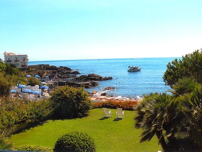Photo for 1BR Apartment Vacation Rental in Giardini-naxos, Sicilia