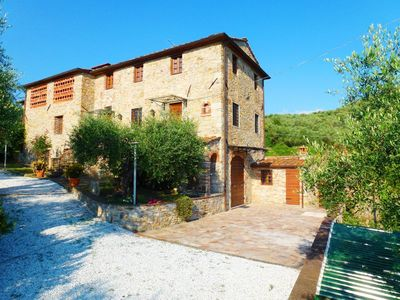 Photo for Holiday Home in Pieve A Elici with 4 bedrooms sleeps 8